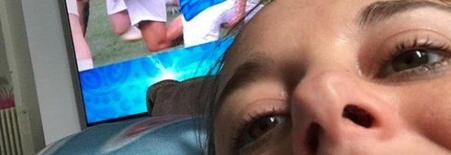 "Nadia Toffa, selfie ""Mondiale"", quel particolare nella foto senza volerlo."