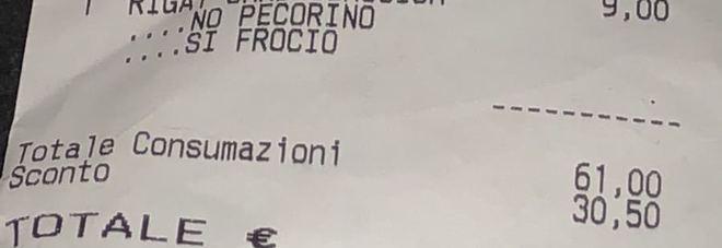 """No pecorino, si frocio!"", ristorante romano offende coppia gay"