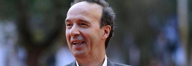 Benigni, incidente a mare, l'attore ricoverato in Sardegna