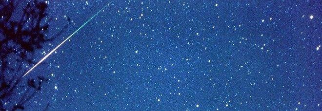San. Lorenzo, 10 agosto la notte delle stelle cadenti, ecco come fotografarle.
