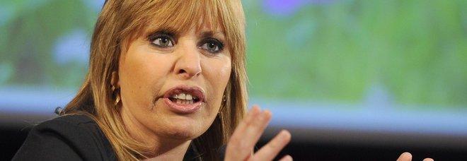 Alessandra Mussoli candidata con la Lega alle regionali.