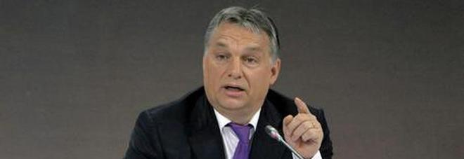 "Le minacce di Orban ""Ue ha i giorni contati"""