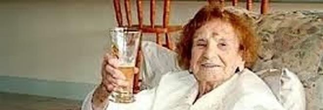 Operata a 104 anni, ecco qual'è il suo elisir di lunga vita