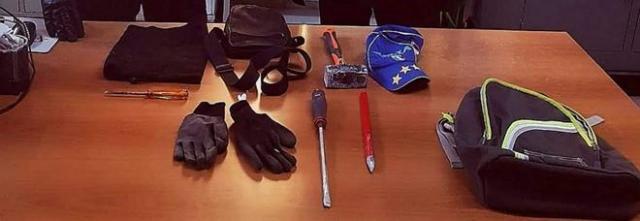 Ladri distratti telefonano al 112, arrivano i carabinieri e ne arrestano uno a Formia