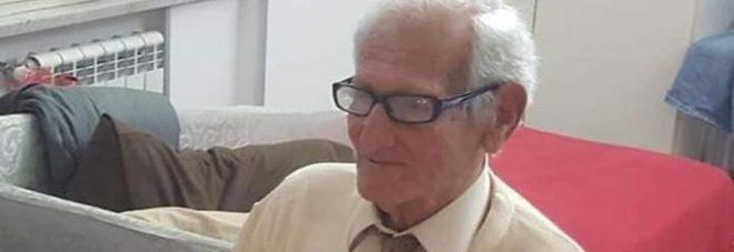 Nonno scomparso nel napoletano, chiunque avesse sue notizie, vai all'articolo