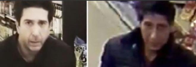 Ladro ricercato dalla polizia è il sosia di Ross di Friends, ecco come risponde l'attore.