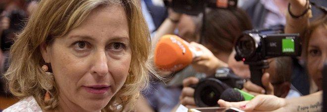 Il ministro della salute Grillo è diventata mamma.