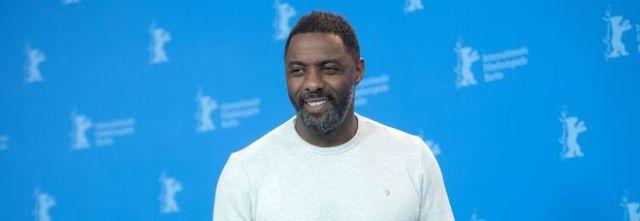 Idris Elba l'attore più sexy del mondo nel 2018 secondo People