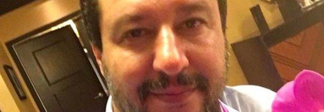 """Salvini a Pomeriggio 5: """"Sono single, ma non sono sfigato!"""""""