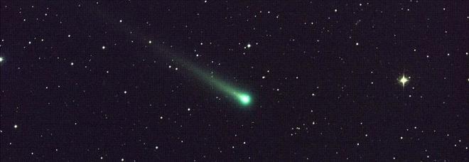 Natale 2018 è con la reale stella cometa , come vederla ad occhio nudo.