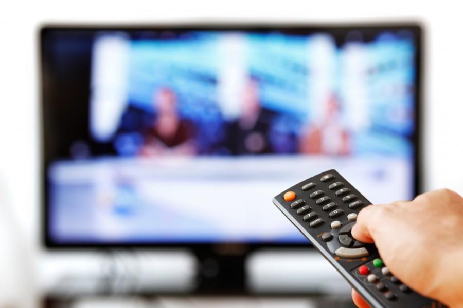 La televisione usata per controllare il pensiero politico delle masse.