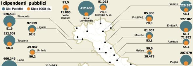 """Ecco il piano segreto di Veneto, Lombardia ed Emilia Romagna, la Lega non ha mai rinunciato alla """"Padania"""""""