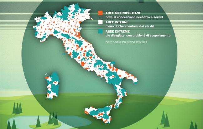 L'economia italiana per crescere, per creare posti di lavoro, la dovete favorire.