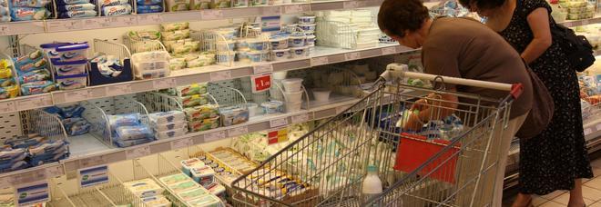 Fare la spesa al supermercato e come fare un mutuo di 700€ al mese-