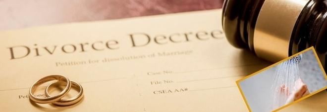 Chiede il divorzio perchè la moglie puzza e non si lava.