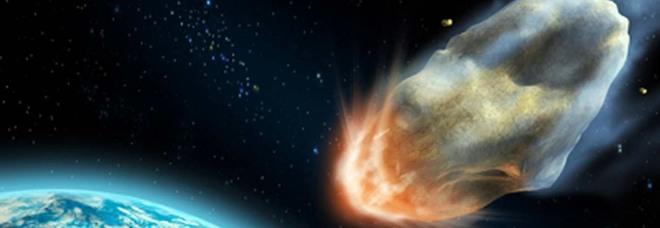 Un asteroide potrebbe colpire la terra entro la fine dell'anno.