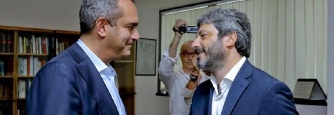 """Napoli, Fico rassicura il sindaco De Magistris: """"I nostri rapporti sono solo istituzionali!"""""""