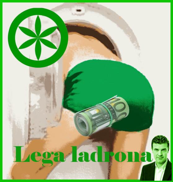 Salvini-Lega traditrice e ladrona, hanno mandato in fumo i sogni degli italiani