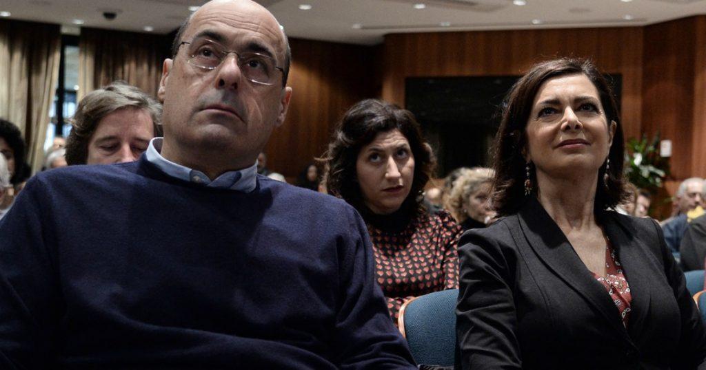 Boldrini: 'Entro nel Pd'. Zingaretti: 'Benvenuta'