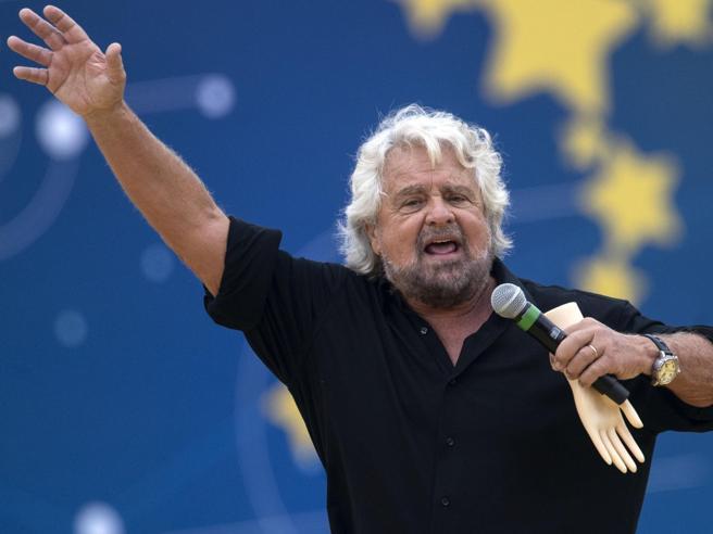 La provocazione di Beppe Grillo: «E se togliessimo il voto agli anziani?» - Corriere.it
