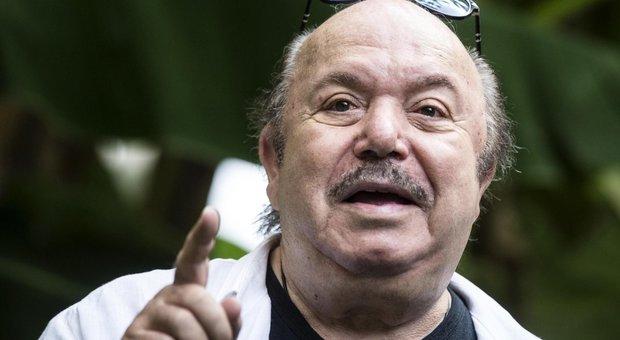 Lino Banfi risponde a Beppe Grillo: «Niente voto agli anziani? Fondo il partito dei nonni».Leggo-it