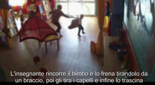 """L'asilo degli orrori"""", maestre maltrattavano i bambini: strattonamenti e colpi in testa-video-Leggo➥"""