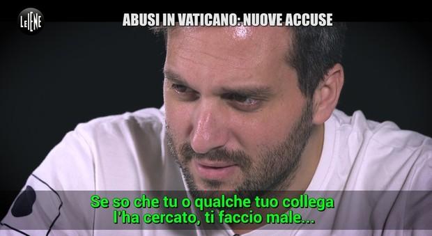 Abusi sui chierichetti del Papa in Vaticano, il servizio delle Iene: «Mi chiese se avessi voluto farglielo vedere...», LEGGO➥