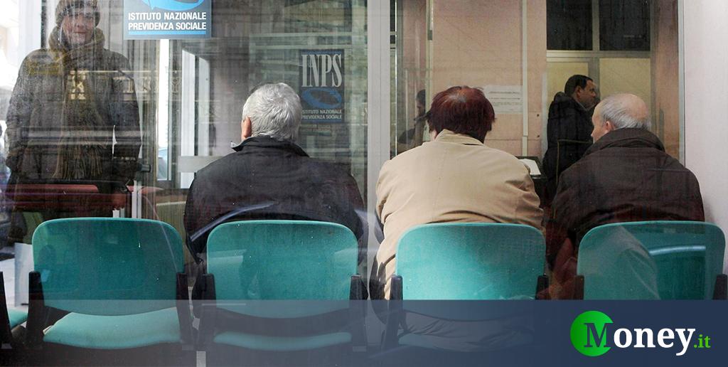 Pensione di vecchiaia contributiva Inps: come ritirarsi con soli 5 anni di contributi-Money➥