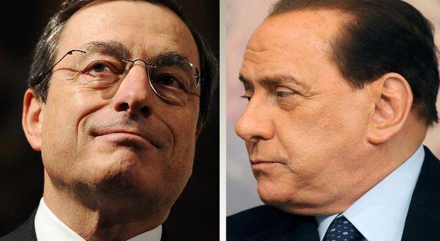 Berlusconi: «Sì a Draghi premier di un governo tecnico. Carfagna? Sua associazione inutile»-LEGGO ➥