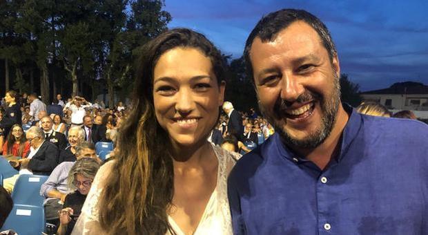 Denis Verdini, furto nella villa dell'ex deputato: i ladri bruciano la foto del genero Salvini con la figlia Francesca-LEGGO➥