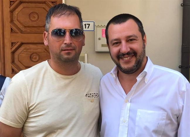 I legami pericolosi tra il partito di Matteo Salvini e la 'ndrangheta-L'ESPRESSO➥