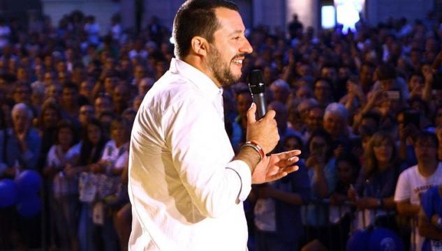 Campania, emergenzarifiuti, Salvini detiene il 3.500 azioni di A2a dell'inceneritore di Acerra- giornalettissimo