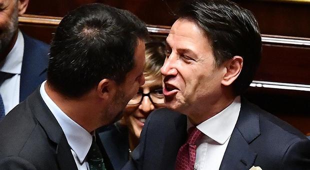 Salvini sulla nave Gregoretti accusa Conte: «Appoggiava la mia linea, ecco le 7 mail che lo provano»-LEGGO➥