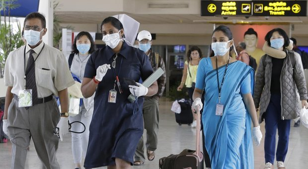 Mascherina anti Coronavirus introvabile: on line prezzi aumentati del 1572%-LEGGO➟