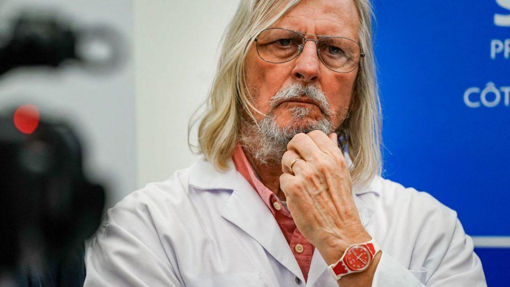 Il virologo francese: «So come guarire il coronavirus con un farmaco anti-malaria»-LEGGO➟