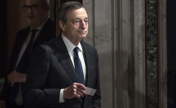 Mario Draghi, premier di un governo di unità nazionale per gestire la crisi economica post-coronavirus?-LEGGO➟