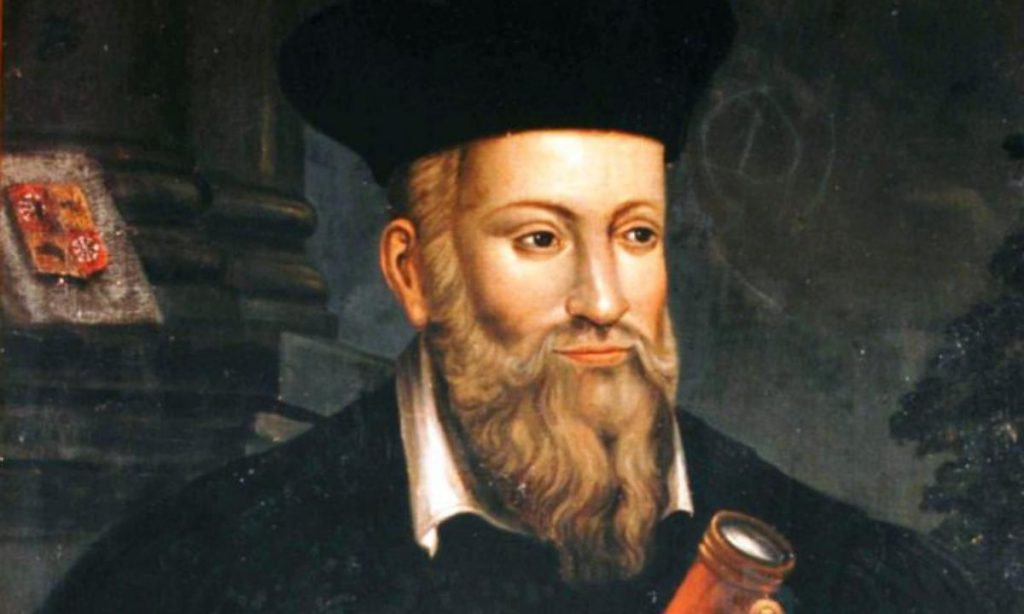 Scenari futuri dei popoli del mondo secondo Nostradamus fino al 2025➟