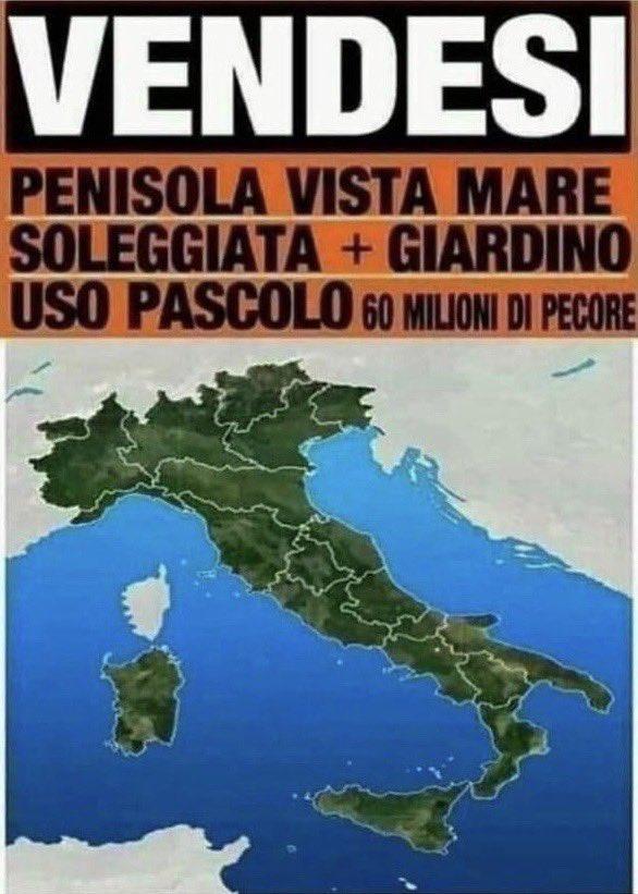 "Antonio Maria Rinaldi contro Giuseppe Conte: ""Italia in vendita, penisola soleggiata, 60 milioni di pecore""-ILLIBEROQUOTIDIANO➟"