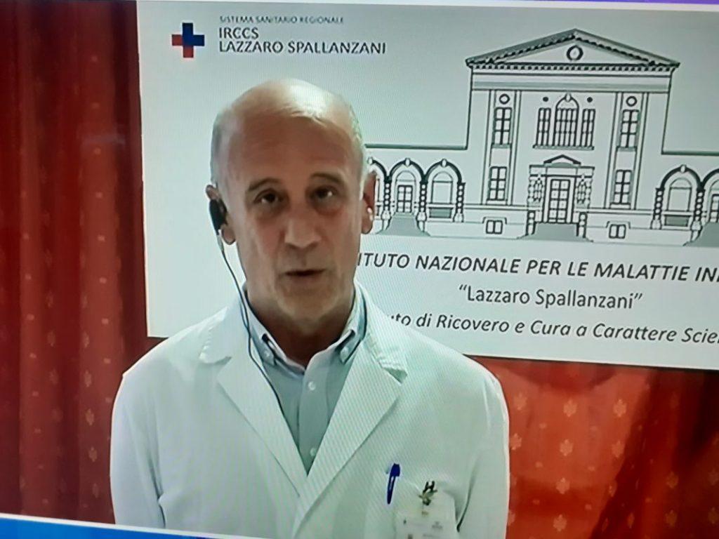 """Coronavirus, medico Spallanzani: """"Non è letale. Soggetti asintomatici non contagiano""""-LEGGO➟"""