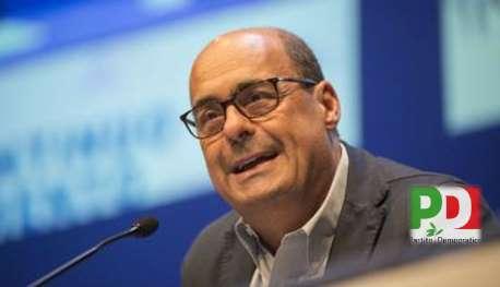 """Dichiarazioni allucinati di Zingaretti: """"Non siamo in presenza di violazioni della Costituzione""""-LEGGO➟"""