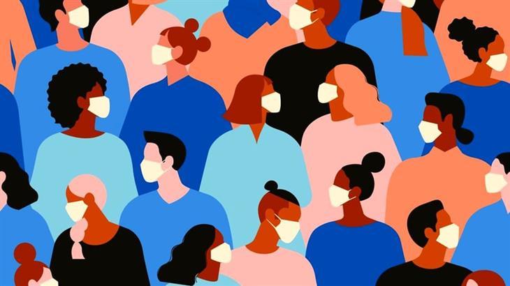 Distanziamento sociale, l'uomo non si sarebbe evoluto e si sarebbe estinto da secoli➟