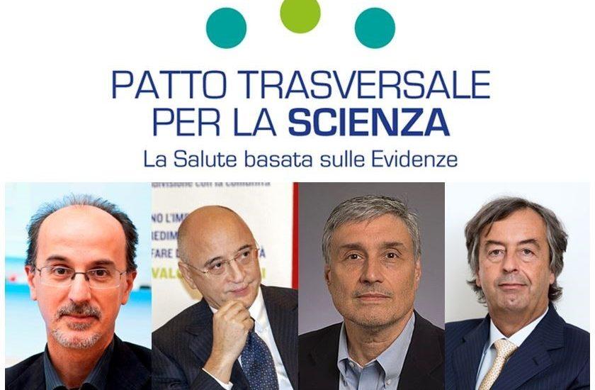 Il patto per la scienza del dottor Burioni firmato da Beppe Grillo, la dittatura scientifica è servita➟