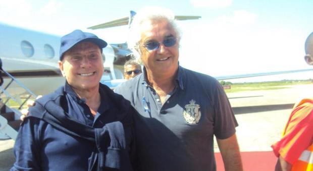 Positivi al tampone, ci hanno provato con Briatore, adesso è il turno di Berlusconi, ma la realtà è diversa➟