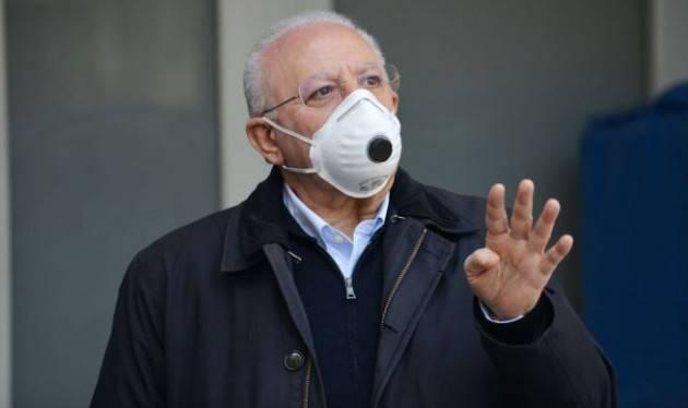 Regionali 2020 in Campania, spiegatemi che problemi psichiatrici ha chi vota ancora De Luca-Leggere l'articolo prima di commentare➟